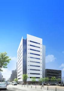 2007年福岡オフィスビル